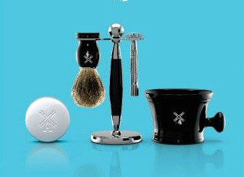 My Van Der Hagen Shave Set couldn't be more excited
